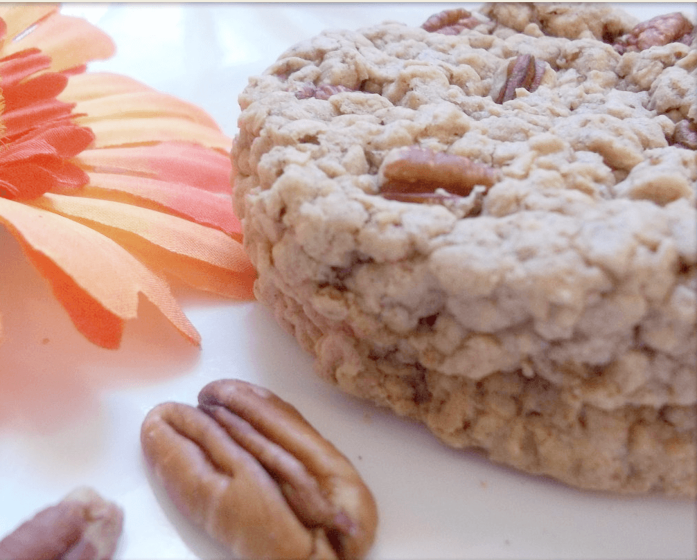 Pecan Oatmeal Cookie
