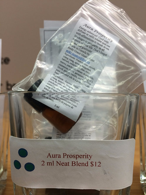 Aura Blended Oils 2 ml For DIffusers