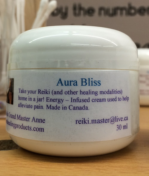 Aura Bliss Cream (For Pain)