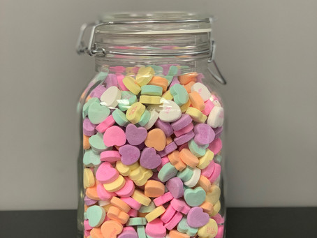 Candy Heart Contest