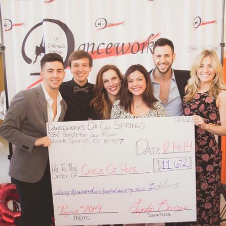 Dancers Against Cancer Campaign