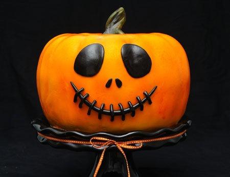 Pumpkin Cake 1