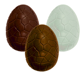 Large Chocolate Easter Eggs