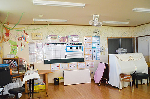 ハレルヤ子ども園文化教室