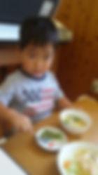ハレルヤ子ども園食育4