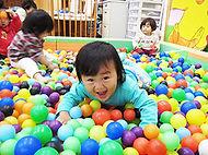 ハレルヤ子ども園子育て支援センター写真