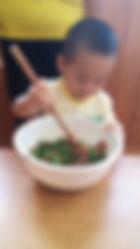 ハレルヤ子ども園食育3