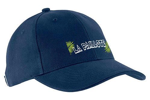 """Casquette """"La Paillote"""""""