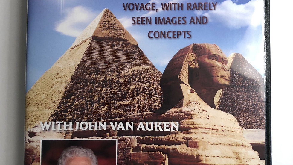 Video DVD: Edgar Cayce's Tour of Egypt
