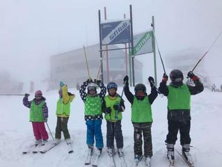 冬休みスキー教室を開催しました☆