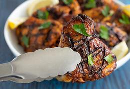 Crispy Portuguese Chicken