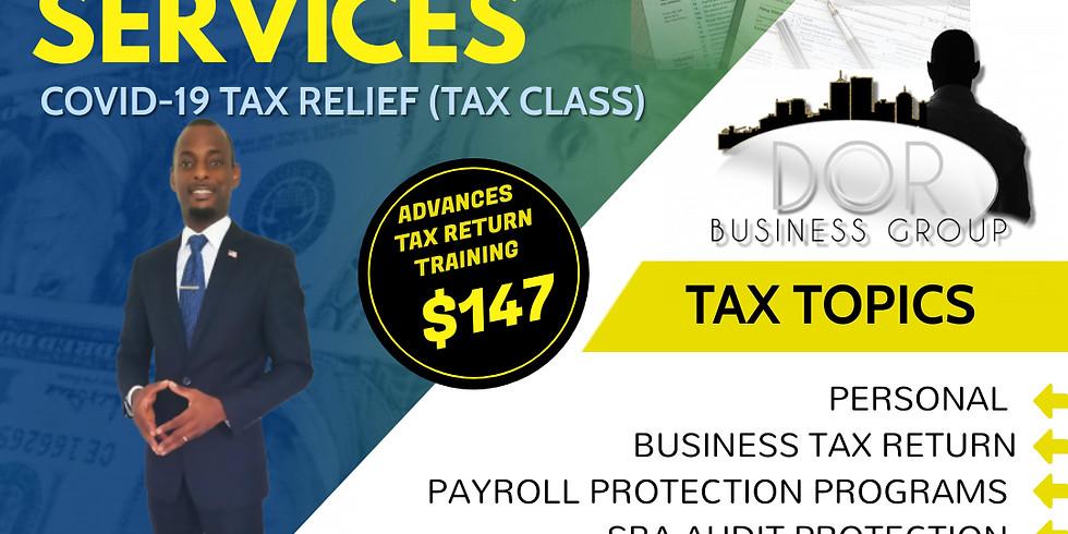 COVID 19 TAX RELIEF (TAX CLASS )