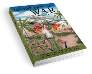 Soldier Ants of War Softcover