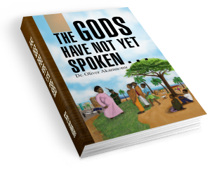 The God's Have Not Yet Spoken Softcover