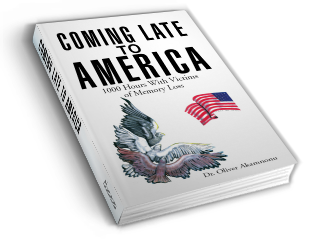Coming Late To America Hardcover