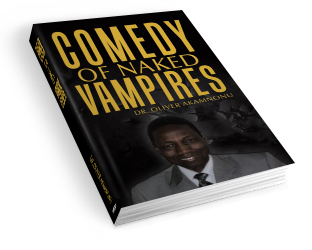 Comedy of Naked Vampires Hardcover