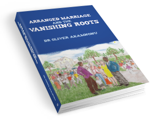 Arranged Marriage And The Vanishing Roots Hardcove