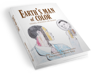 Earth's Man of Color Softcover