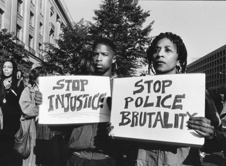 4FRONT VOICES - Testimony: Police brutality under lockdown
