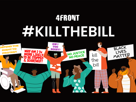 4FRONT joins the new Kill The Bill Coalition