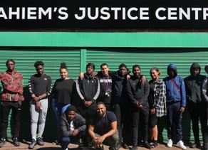Introducing Jahiem's Justice Centre