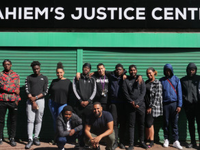 Introducing Jahiem's Justice Centre