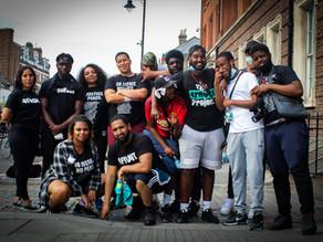 Young people leading change