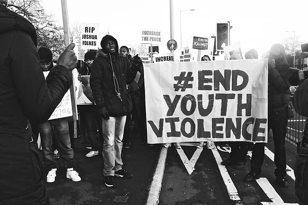 The 4Front Project - March Against Youth