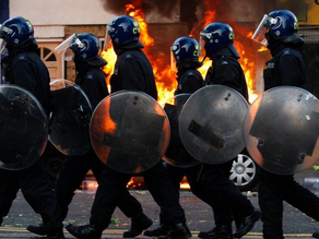 How the London Riots Set the Stage for Boris Johnson's Authoritarianism
