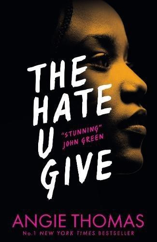 Angie Thomas - They Hate U Give