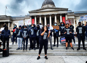 4FRONT protest to demand police accountability and justice