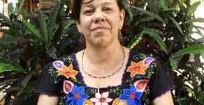 Agradecimiento a Carolina Amaya, miembro del Cemi