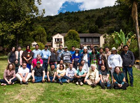 Segunda reunión de la Red Ticca Colombia