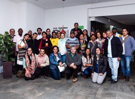 Primera reunión de la Red TICCA en Colombia