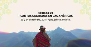Convocatoria plantas sagradas en las Américas