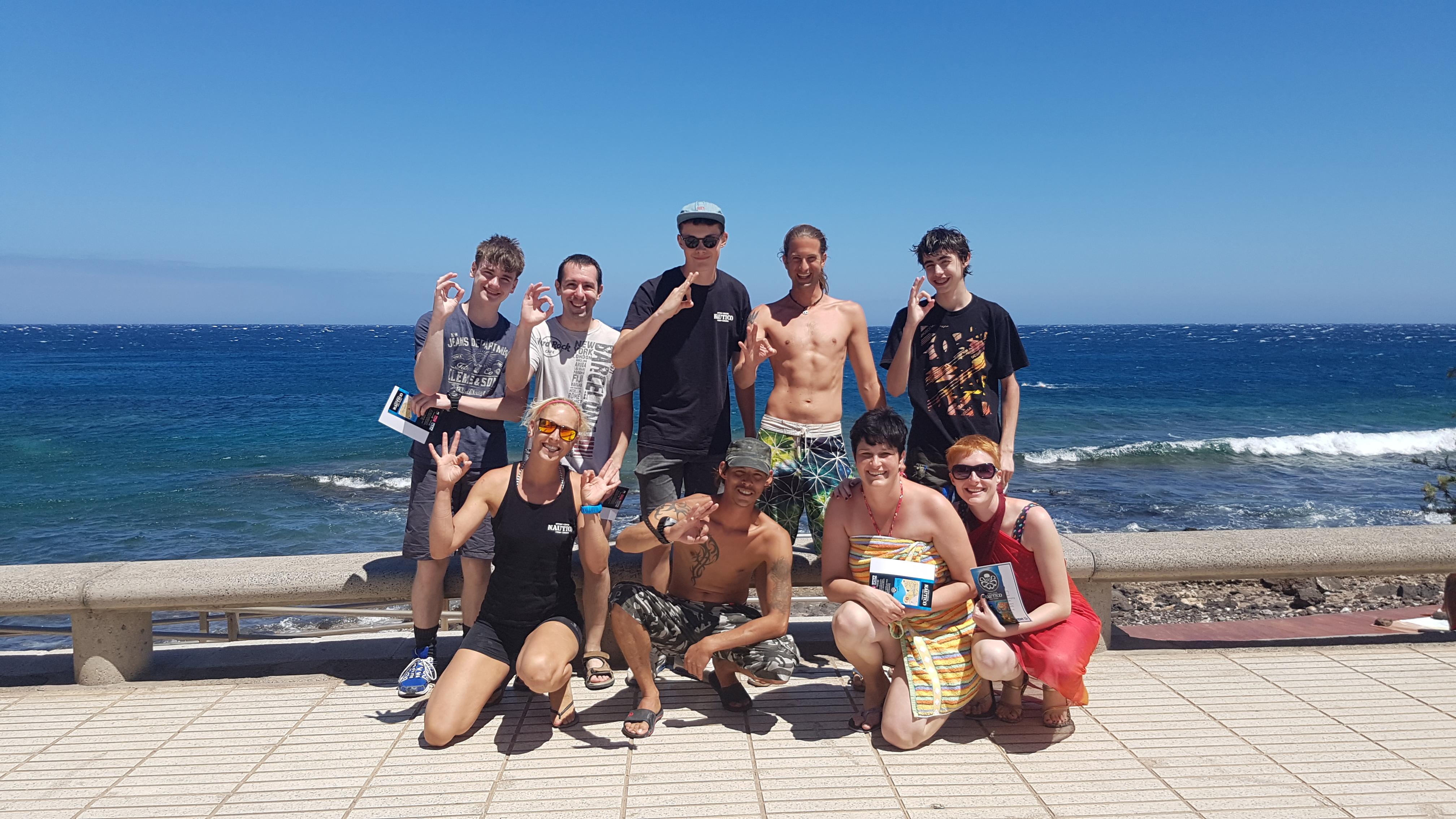Tauchen Gran Canaria Playa de Inglés