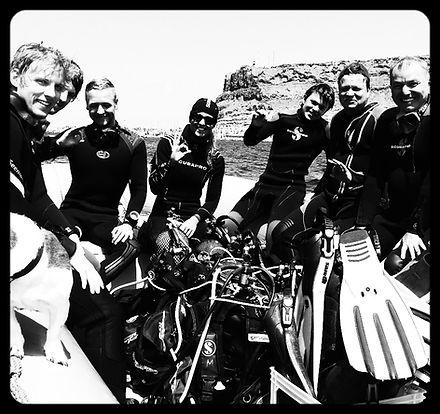 Tauchen auf Gran Canaria mit der ältesten Tauchschule - dem Diving Center Nautico!