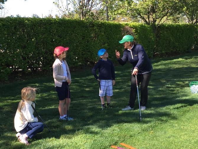 My Little Golfers 5-7 yrs old