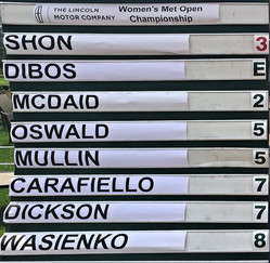 28th Annual Women's Met Open Championship