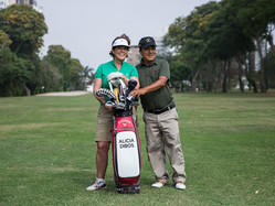 Alicia Dibos' Golf Journey