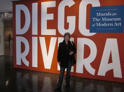 Diego Rivera's Exhibition