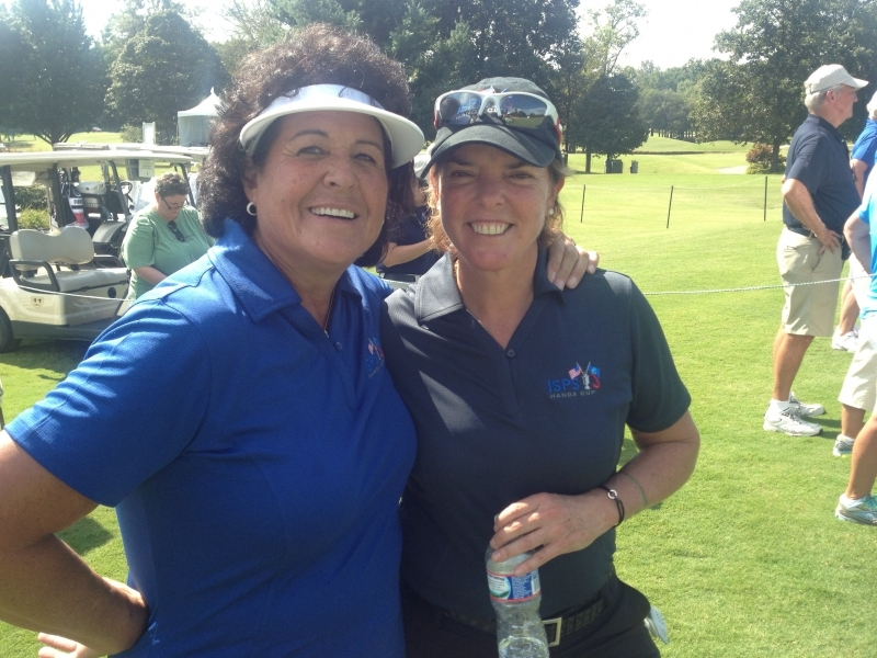 Nancy Lopez & Alicia Dibos