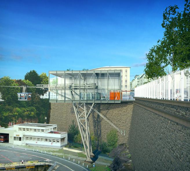 Téléphérique - Brest