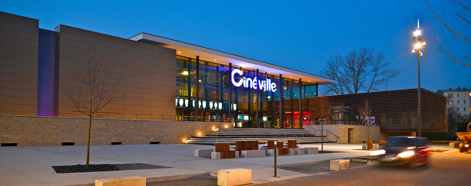 Cinéville - Quimper