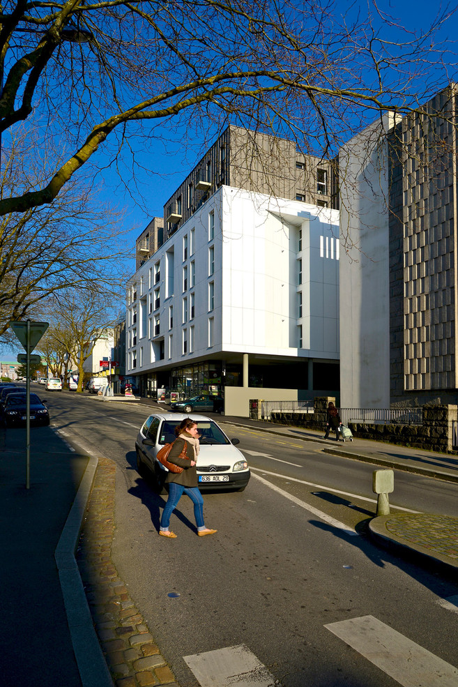 Rue Duquesne - Brest