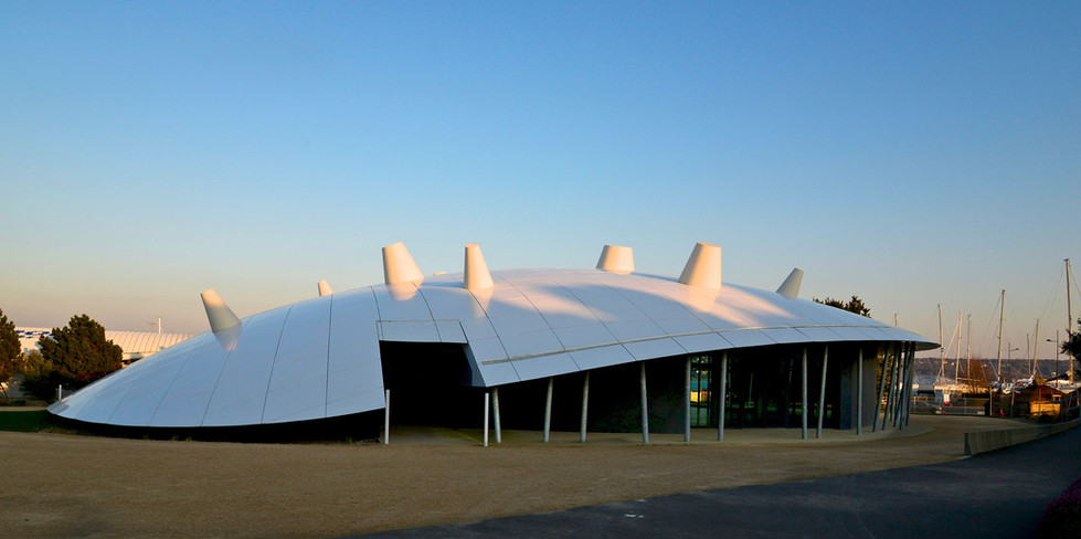 Pavillon Océanopolis - Brest