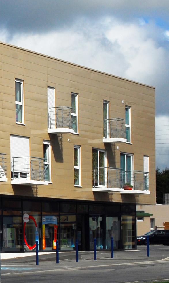 Immeuble Daumier - Brest