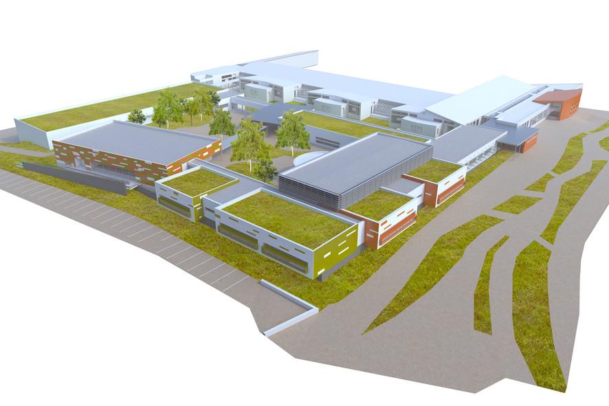 Ecole maternelle - Larmor-Plage