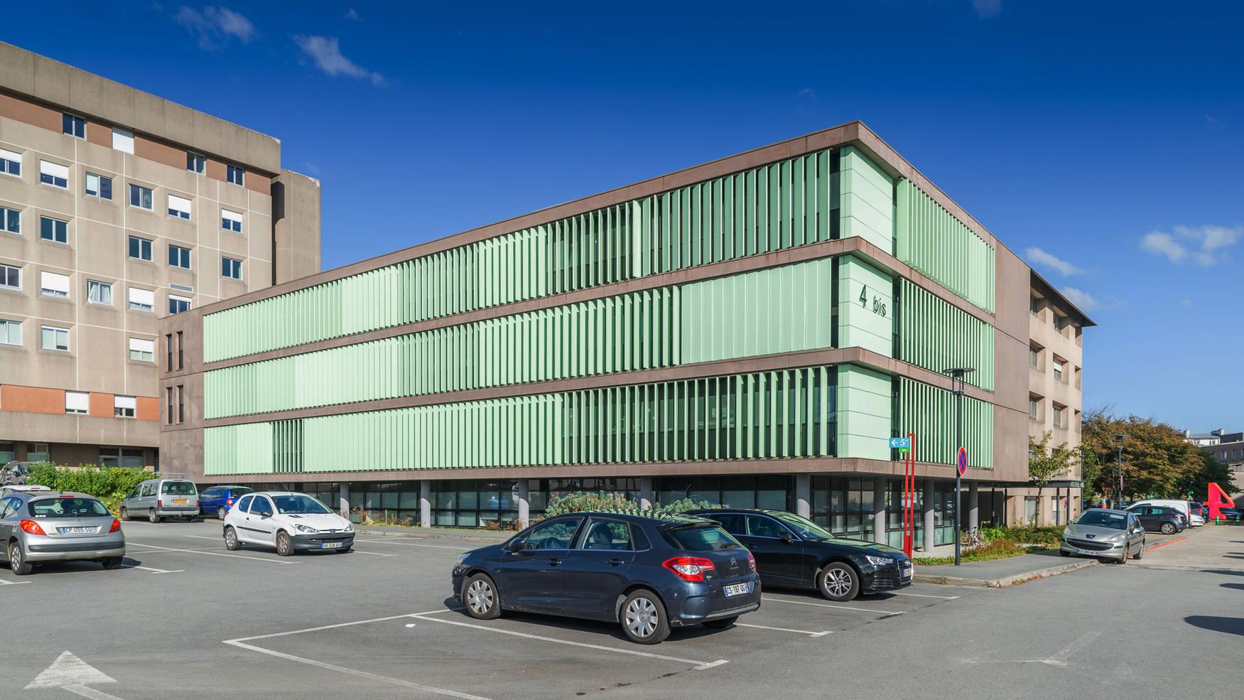 C.H.U. Morvan - Brest