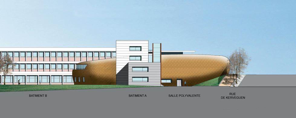 Lycée Tristan Corbière - Morlaix